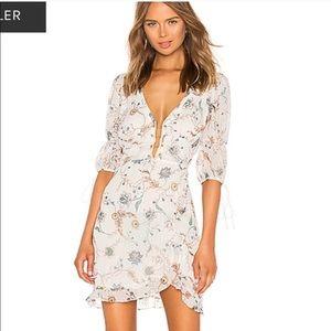 For Love of Lemons Elyse Flirty Dress